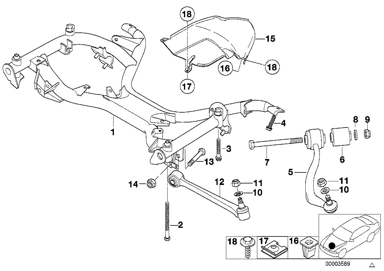 Thurst And Control Arm Torque Specs Bmw M5 Forum And M6